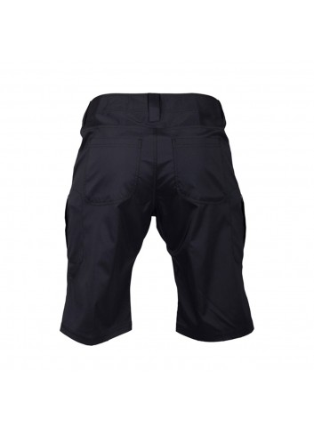 Club Ride Mountain Surf Shorts - Raven Solid_12317