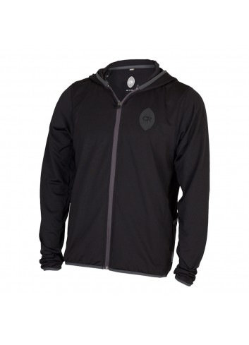 Club Ride Infinity Hoody - Raven_12318