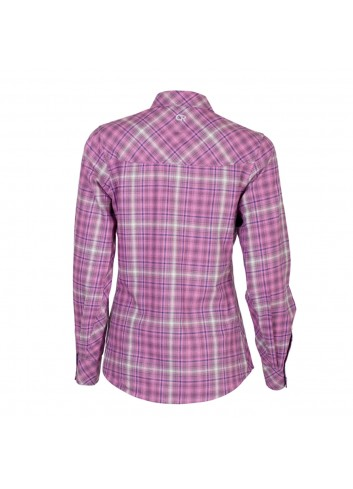 Club Ride Wms Liv'N'Flannel Shirt L/S - Nirvana_12322