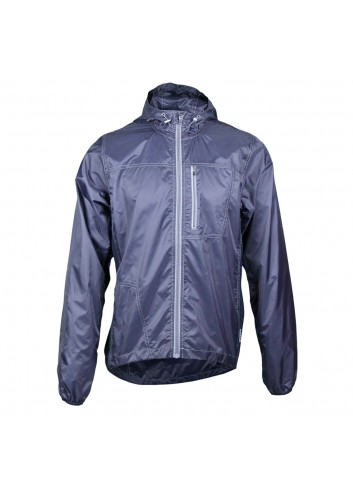 Club Ride Cross Wind Jacket - Raven_12323