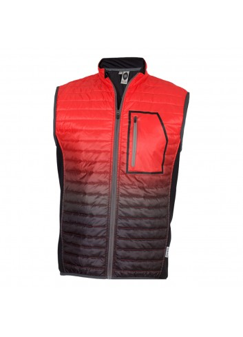 Club Ride Blaze Vest - Radiant Orange_12325