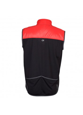 Club Ride Blaze Vest - Radiant Orange_12326