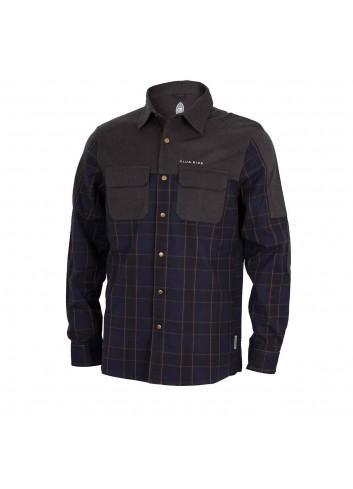 Club Ride Jack Shirt L/S - Navy_12348