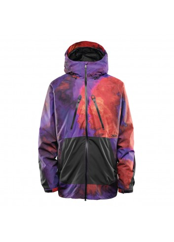 32 Müllair Jacket - Black/ Purple_12381