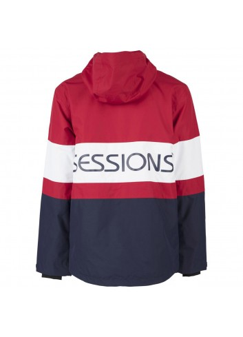Sessions Spearhead Jacket - Black_12391