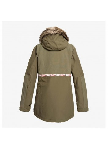 DC Panoramic Jacket - Olive_12459