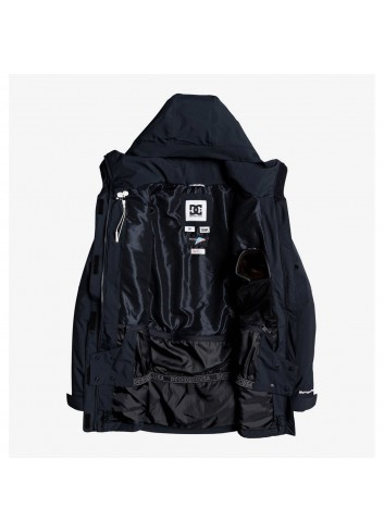 DC Panoramic 30k Jacket - Black_12461