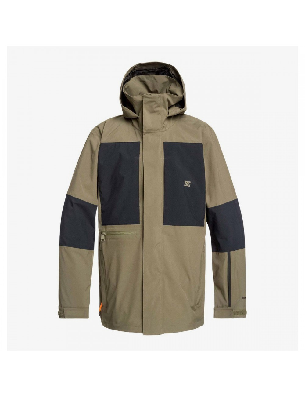 DC Command Jacket - Olive_12465