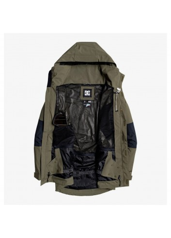 DC Command Jacket - Olive_12466