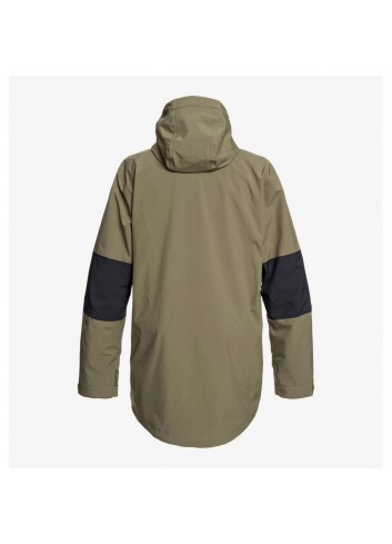 DC Command Jacket - Olive_12467