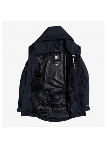 DC Command Jacket - Black_12469