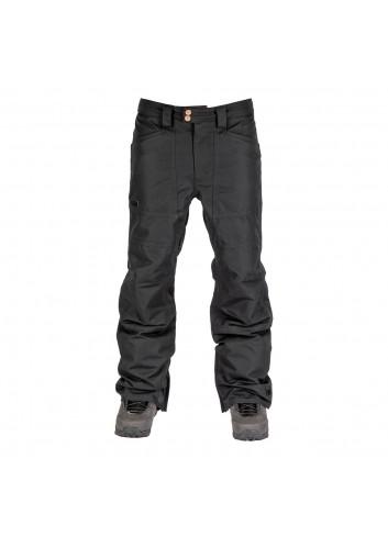L1 Americana Pant - Black_12490