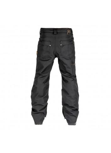 L1 Americana Pant - Black_12491