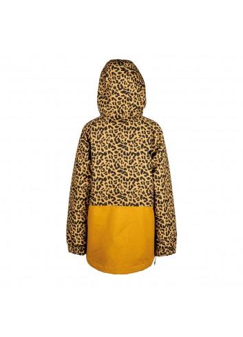 L1 Wms Prowler Jacket - Cheetah/Tobacco_12495