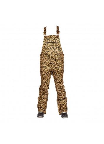 L1 Loretta Overall Pant - Cheetah_12510