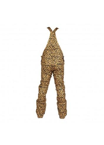 L1 Loretta Overall Pant - Cheetah_12511
