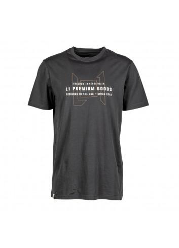 L1 Wordmark Shirt - Vintage/Black_12516