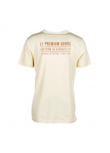 L1 Statement Pocket Shirt - Bone_12519