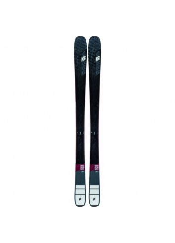 K2 Mindbender 88 Ti Alliance Ski - Black_12531
