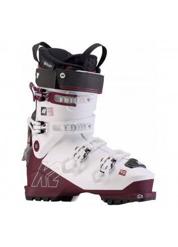 K2 Mindbender 90 Alliance Boot - White_12534
