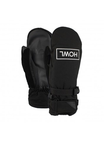Howl Fairbanks Mitt - Black_12601