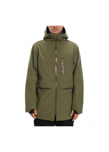 686 Eclipse Jacket - Green_12610