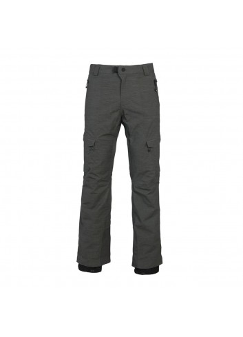 686 Quantum Pant - Charcoal Heather_12616