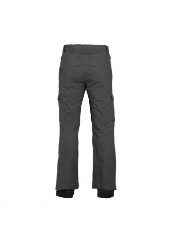686 Quantum Pant - Charcoal Heather_12617