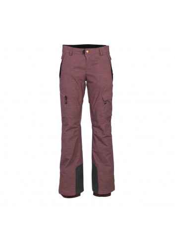 686 Wms Geode Pant - Berry_12620