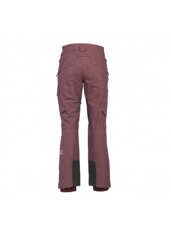 686 Wms Geode Pant - Berry_12621