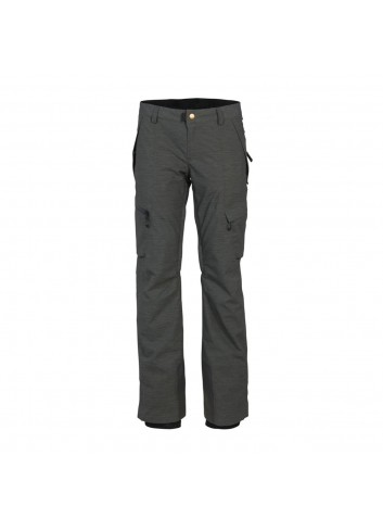 686 Wms Geode Pant - Charcoal Heather_12622