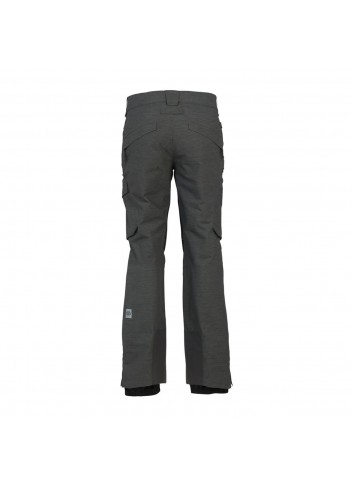 686 Wms Geode Pant - Charcoal Heather_12623