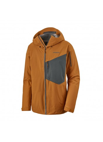 Patagonia Snowshot Jacket - Gold/Green 17_12644