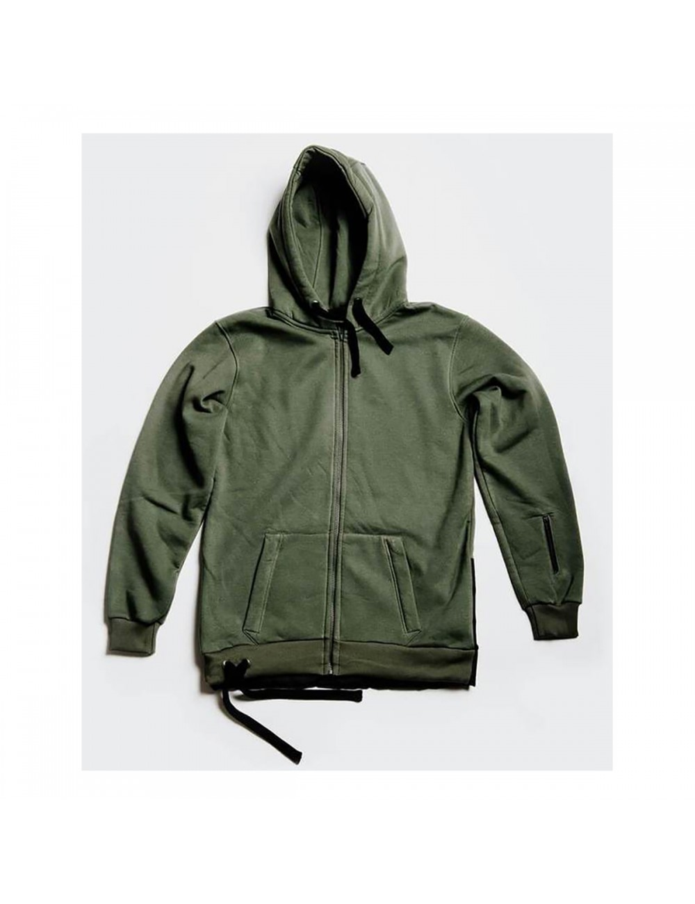 Hä? Mountain Trap Ride Hoody - Olive_12645