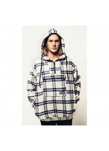 Nnim The Outcast Flannel Anorak_12658
