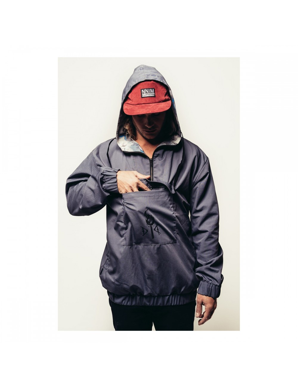 Nnim The Outcast Reversible Anorak_12659