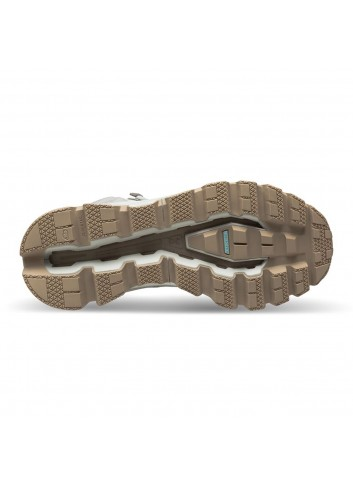 ON Cloudrock Waterproof Shoe - Glacier/Sand_12670