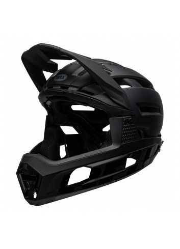 Bell Super Air R Mips Helmet - Black_12712