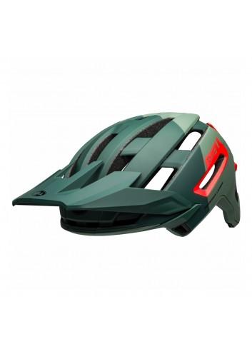Bell Super Air R Mips Helmet - Green_12716