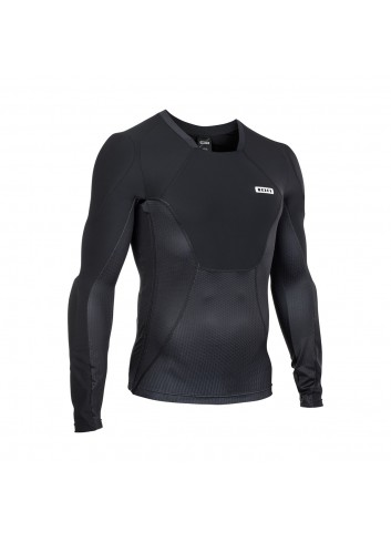ION Scrub_Amp Protection Shirt LS - Black_12763