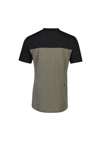 Mons Royale Redwood Enduro VT Shirt - Olive_12779