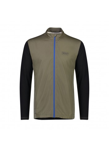 Mons Royale Redwood Wind Jersey - Black_12780