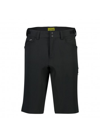 Mons Royale Momentum 2.0 Bike Shorts - Black_12782
