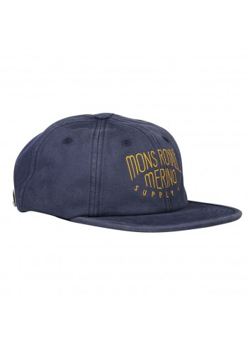 Mons Royale The Birkby 2.0 Cap - Iron_12787