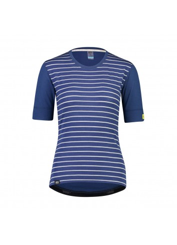 Mons Royale Cadence Tee - Ink Stripe_12789