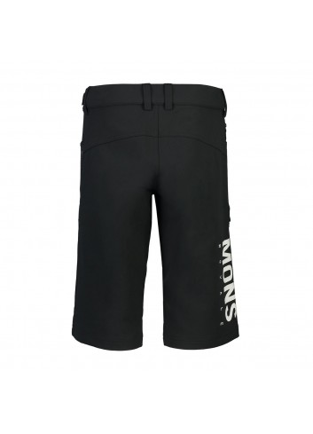 Mons Royale Momentum 2.0 Bike Shorts - Black_12802