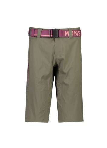Mons Royale Virage Shorts - Olive_12804
