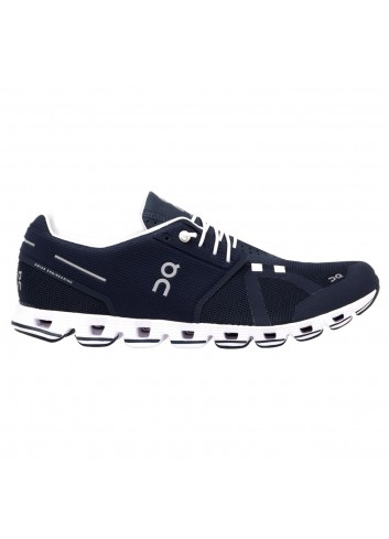 ON Cloud Shoe - Navy/White_12816