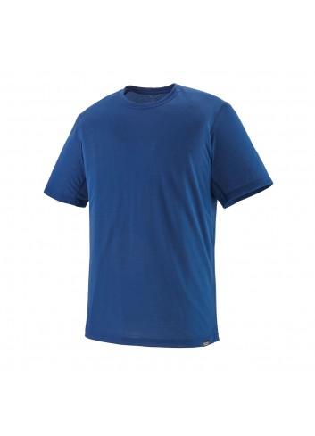 Patagonia Cap Cool Tail Shirt - Smolder Blue_12836