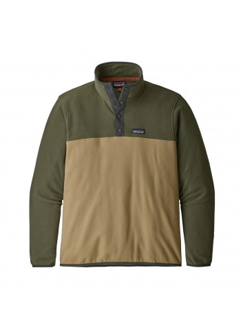 Patagonia Micro D Snap-T Pullover - Classic Tan_12840